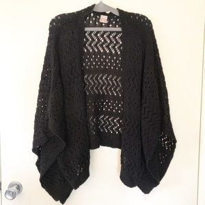 Canyon River Blues Slouchy Cardigan Sweater 208